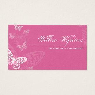 BUSINESS CARD :: butterflies 2L