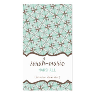 BUSINESS CARD :: casual chic 2 P