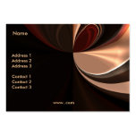 Business Card Chocolate Swirl Business Card Templates