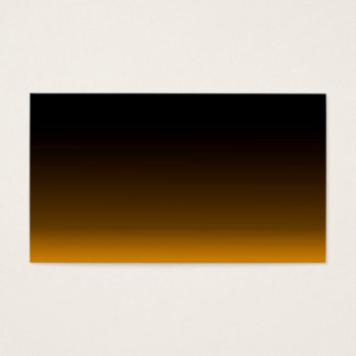 Business Card/Create Your Own Gold and Black Business Card