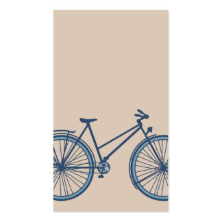 business card for bike