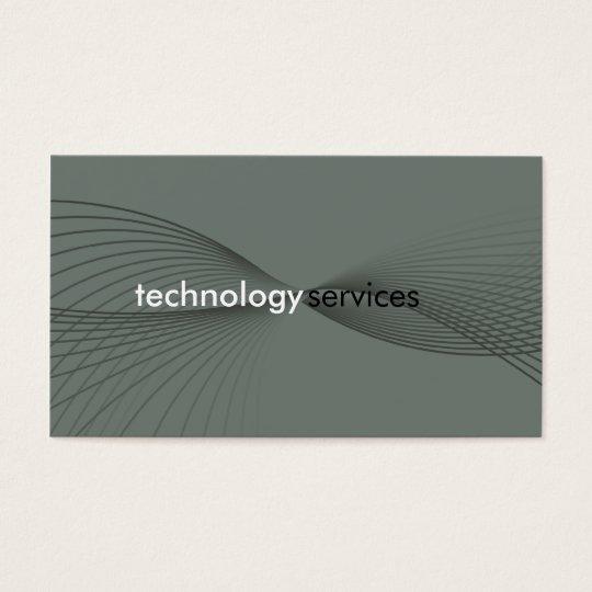 BUSINESS CARD :: futuristica flair L5