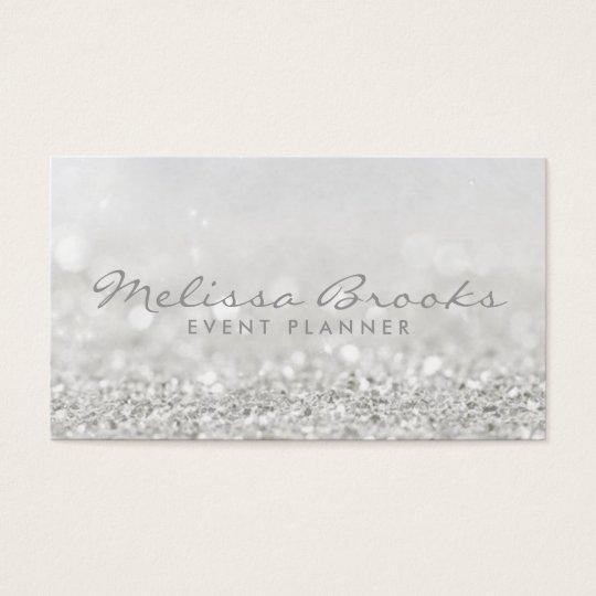 Business Card | Glitter Design