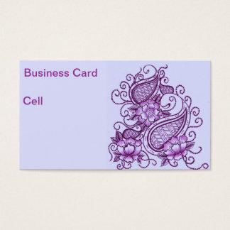 Business Card-henna-vi Business Card