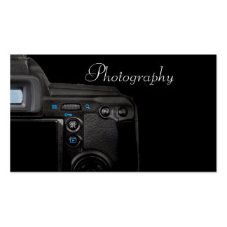 Business Card/Photography Pack Of Standard Business Cards