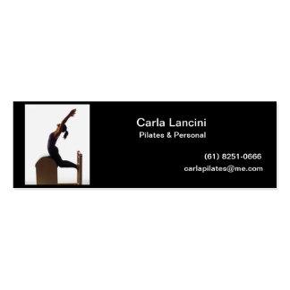 Business card - Pilates