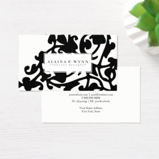 Business Card - Printed Duo White