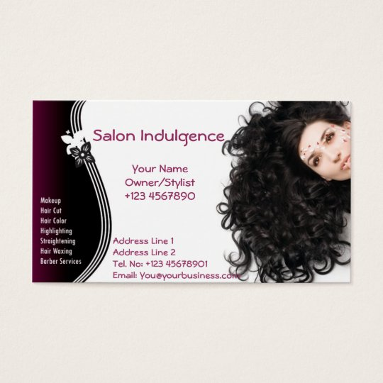 Business Card Salon