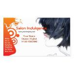 Business Card Salon