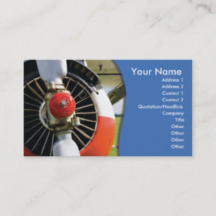 Aviation business cards business card printing zazzle uk business card template aviation colourmoves
