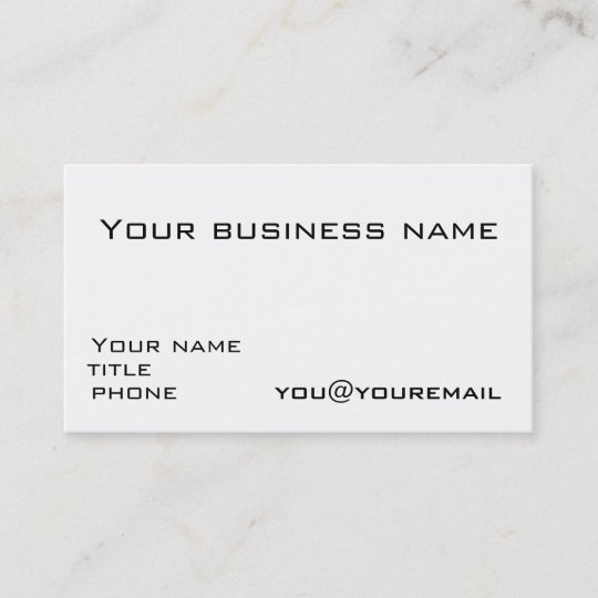 Business card template with social media icons zazzle business card template with social media icons accmission Gallery