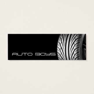 Business Card - Tire II