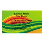 Business Card Watermelon