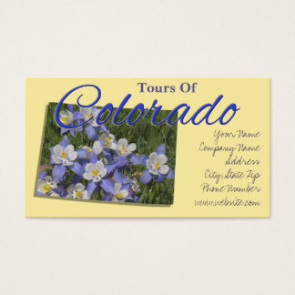 Business Cards - COLORADO