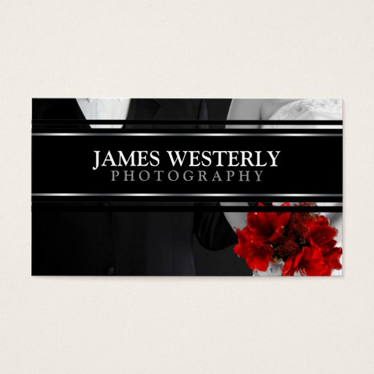 Business Cards For Wedding Photographers