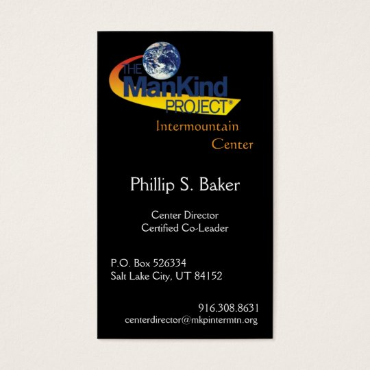 Business Cards MKP Intermountain Centre