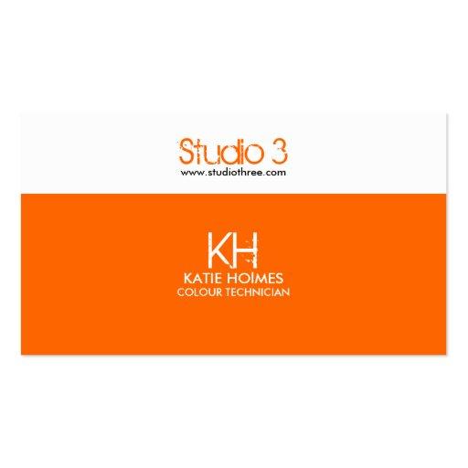 Business Cards - Modern 2 Horizontal