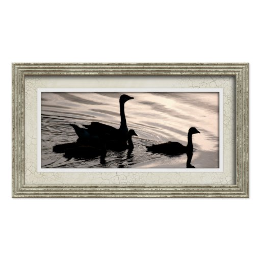 Business cards picture frame style 01 zazzle for Business card picture frame