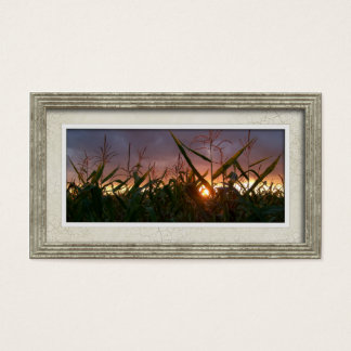 Business Cards - Picture Frame Style 01