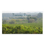 Business Cards--Tuscany