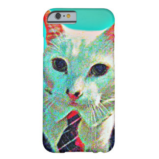Business Cat Means Business iPhone 6 Case