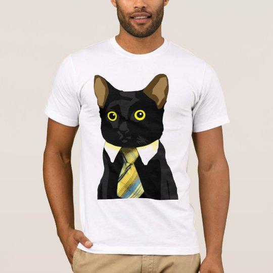 Business Cat Meme T-Shirt