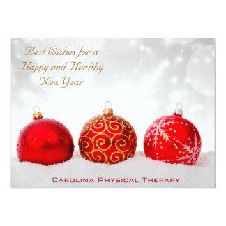 Business Christmas Holiday 2015 Calendar Card 14 Cm X 19 Cm Invitation Card