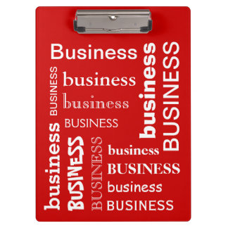 Business Clipboards