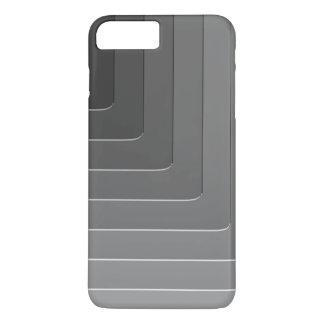 Business gray monochrome iPhone 7 plus case
