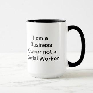 Business Humour Mug