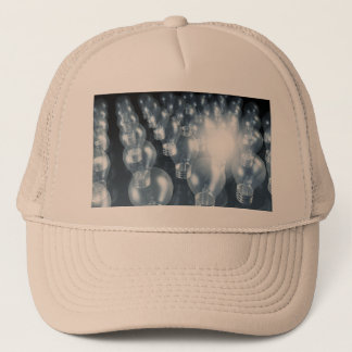 Business Innovation in Sales and Marketing Art Trucker Hat