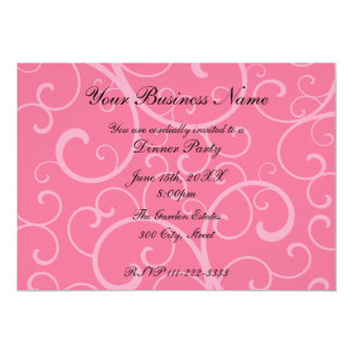 Business invitation
