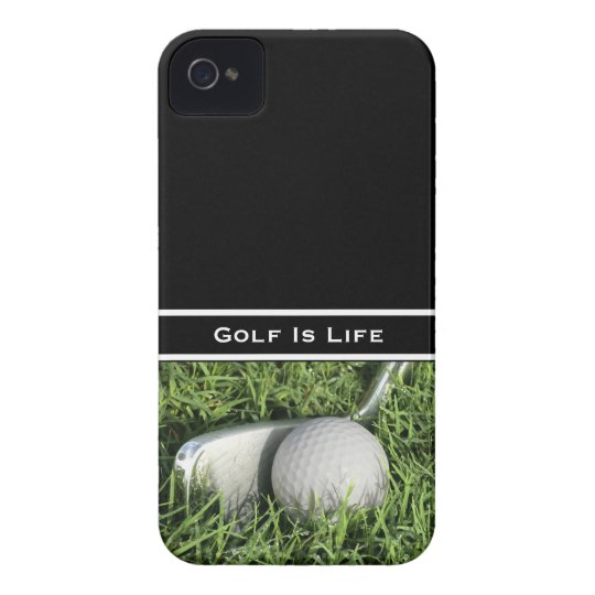 Business iPhone 4 Golf Cases
