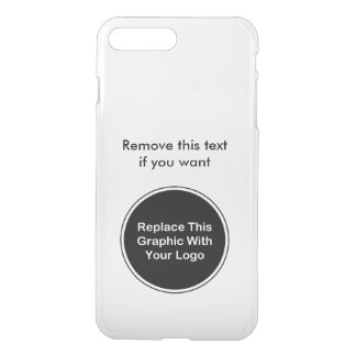 Business Logo Template iPhone 8 Plus/7 Plus Case