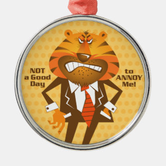 Business Man Christmas Ornament