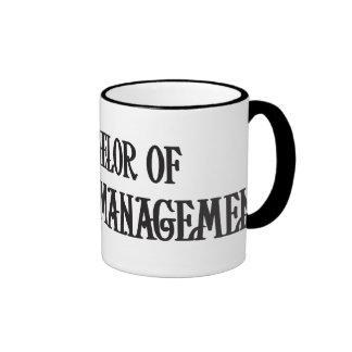 Business Management Ringer Mug