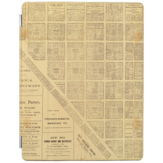 Business Map of San Francisco iPad Cover