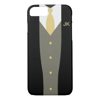 Business Men's iPhone 7 Case