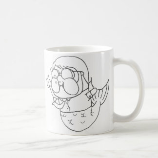 Business MerMug Coffee Mug