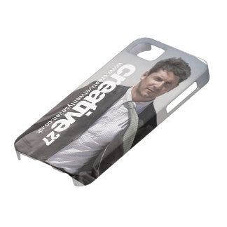 Business mobile iPhone 5 cover