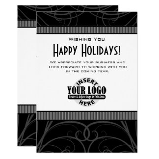 Business or Office Holiday Card or Invitation