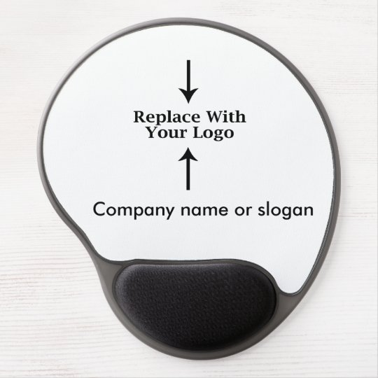 Business Professional Mousepads Gel Mouse Mat