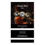 Business profile jeweller jewelery diamond pack of standard business cards