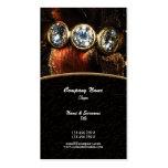 Business profile jeweller jewelery diamond custom business cards