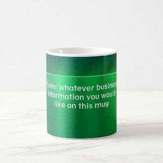 Business Promotion Mug Customize