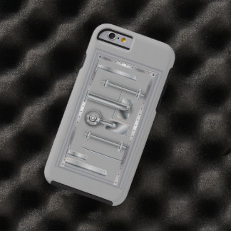 Business Safety Door Safe Tough iPhone 6 Case