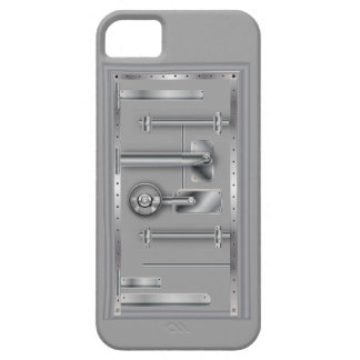 Business Safety Door Safe iPhone 5 Cover