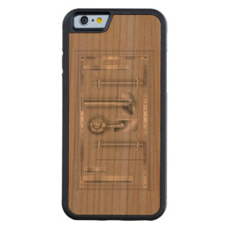 Business Safety Door Safe Cherry iPhone 6 Bumper Case
