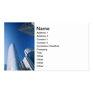 Business Services Pack Of Standard Business Cards