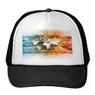 Business Startup Hats